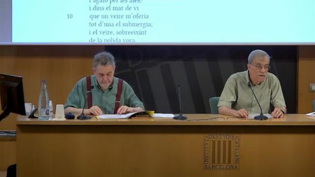 Les Odes en la Literatura Catalana. Espai IEC