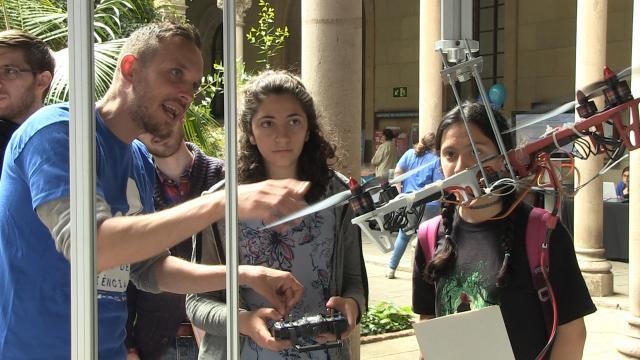II Festa de la Ciència de la Universitat de Barcelona