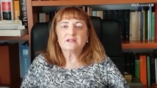 Pilar Gómez. Una pandèmia clàssica