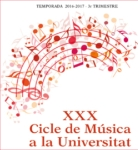 "30th Cycle of Music at the University: ""Exsules filii mundi. Singing for solidarity"""