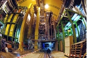 Picture of the LHCb experiment