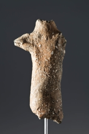 "The figurine is dated 6500 years ago and named ""l'Encantat de Begues""."