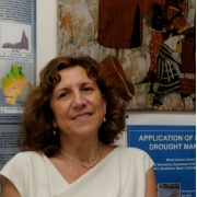 Researcher Maria del Carme Llasat, head of the group Metereological Hazard Analysis (GAMA).
