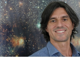 Simone Migliari, researcher at the Institute of Sciences of the Cosmos of the UB (ICCUB).