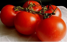 Tomato, rich in polyphenols, is one of the main ingredients of gazpacho.