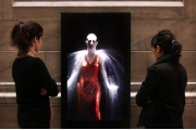 La obra <i>The return</i>, de Bill Viola.