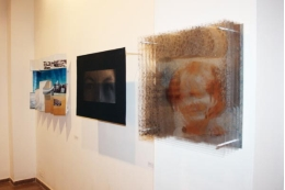 Exhibited works were created by lecturers and students at each participating education institution.