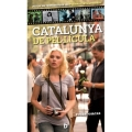 Book's cover.- 'Catalonia Movie Walks': the first tourist guide of Catalonia to discover locations in which films were shot