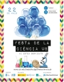 Poster of the festival. - The first UB Science Festival brings UB research closer to citizens