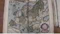 Europe on the atlas Theatrum orbis terrarum, sive Atlas novus, by Joan Blaeu (1655).- New MOOC of the University of Barcelona about the history of the Mediterranean as a region of exchanges