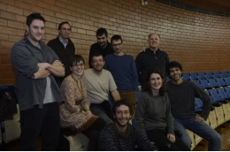 Group members and collaborators of the Conservation Biology Group at the University of Barcelona.