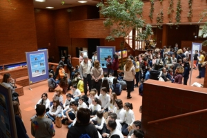 Two hundred and fifty students presented the results of their researches at the Faculty of Biology.