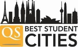 QS Best Student Cities ranking.
