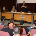 Ferran Adrià told the students about one of the objectives of this course is to present the Sapiens methodology- Ferran Adrià opens the course Sapiens, El Bulli Foundation methodology