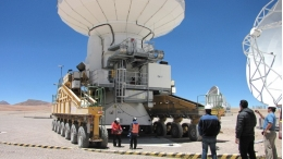 This network improved working conditions of the staff from ALMA radiotelescope, in the desert of Atacama (Chile).