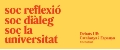"- Debats UB: Catalunya i Espanya are back with the online session ""Catalonia, a plural society now split?"""
