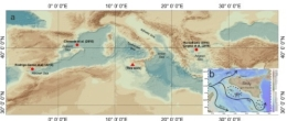 The study reveals a regional signal of the basin to identify the Roman period (1-500 AC) as the warmest period of the last 2,000 years.