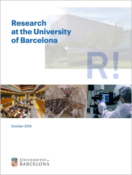 Research at the University of Barcelona (2019)