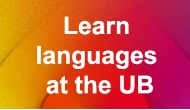Learn languages at the UB